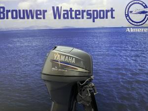 Yamaha 40 pk buitenboordmotor Langstaart elektrische start powertrim