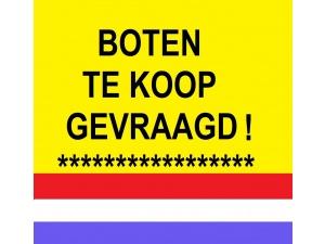 Jan van Gent te koop gevraagd Jan van Gent Antaris Makma Maril Interboat Intercruiser Intender Saga Sollux Joda Scand Marex