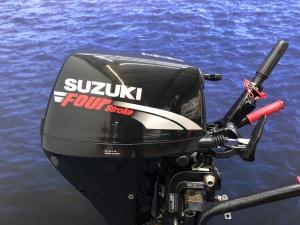 Suzuki buitenboordmotor 15 pk langstaart