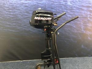 Mercury F3.5 langstaart