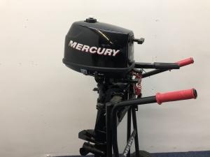 Mercury 4pk kortstaart