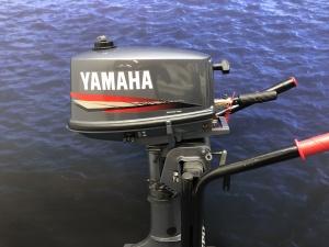 Yamaha 5 pk Kortstaart