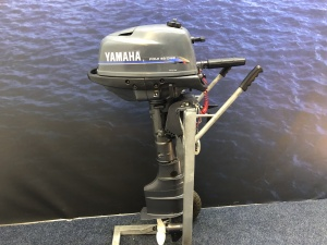 Yamaha 4 pk Langstaart