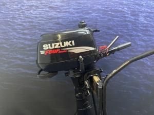 Suzuki 4 pk Kortstaart opgrade naar 5 pk!!