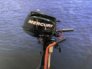 Mercury 3.5 Kortstaart