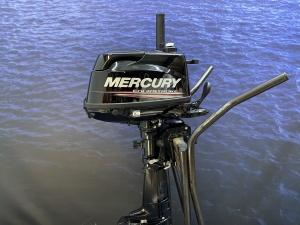 Mercury 6pk Kortstaart
