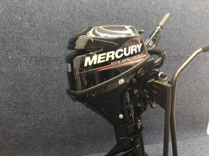 Mercury 9.9 pk kortstaart
