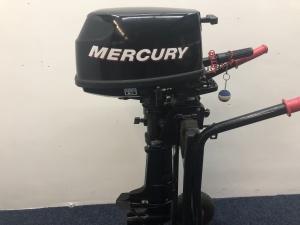 Mercury 6 pk kortstaart