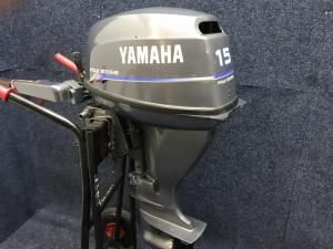 Yamaha buitenboordmotor 15 pk kortstaart