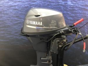 Yamaha buitenboordmotor 20 pk langstaart elektrische start afstandsbediening