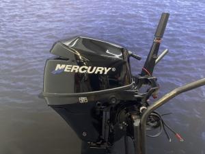 Mercury 9.9pk buitenboordmotor Langstaart elektrische start