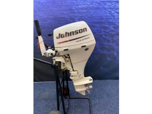 Johnson 15 pk kortstaart 9.9 op kap