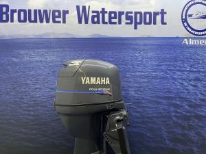 Yamaha buitenboordmotor 50 pk Langstaart elektrische start powertrim