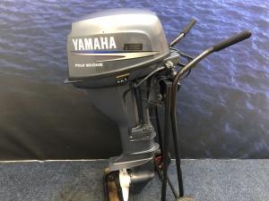 Yamaha 9.9 pk Hightrust langstaart werkmotor