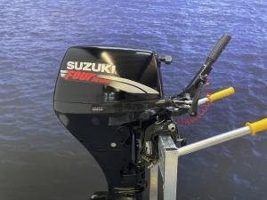 Suzuki 9.9 pk Kortstaart