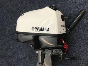 Yamaha Buitenboordmotor 6pk kort staart
