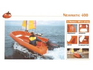 Jeanneau New Matic 400 tot nader order niet leverbaar!!