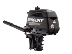 Buitenboordmotor Mercury F 4