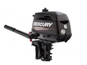 Mercury 6pk buitenboordmotor F6