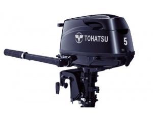 Buitenboordmotor Tohatsu MFS 5C kortstaart uitverkocht  Langstaart nog enkele stuks