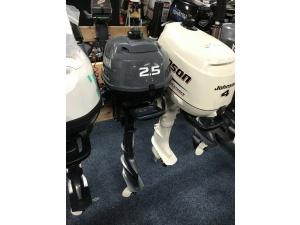 Yamaha Buitenboordmotor Buitenboordmotor 2.5 pk