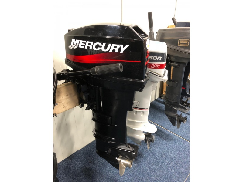 Mercury 25pk langstaart knuppel