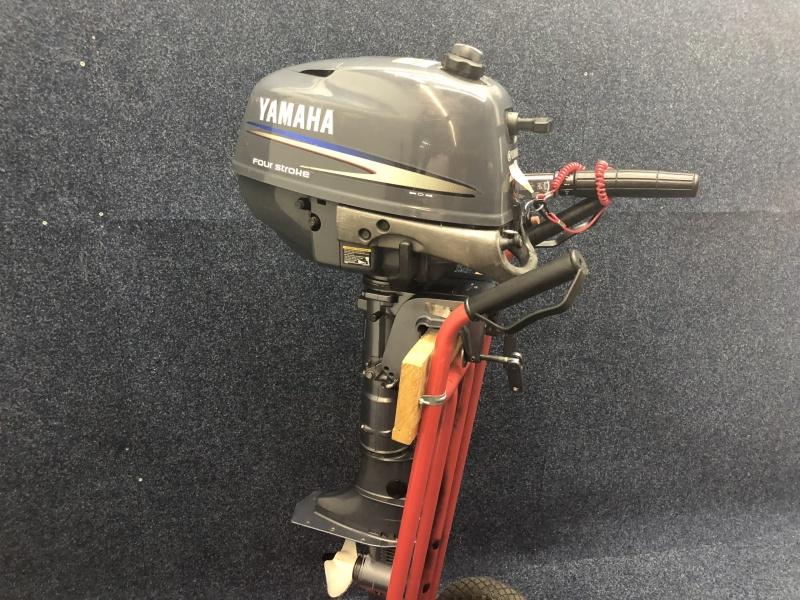 Yamaha 4 pk kortstaart