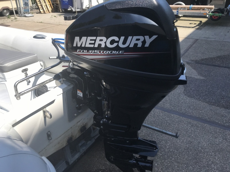 Mercury F15 E