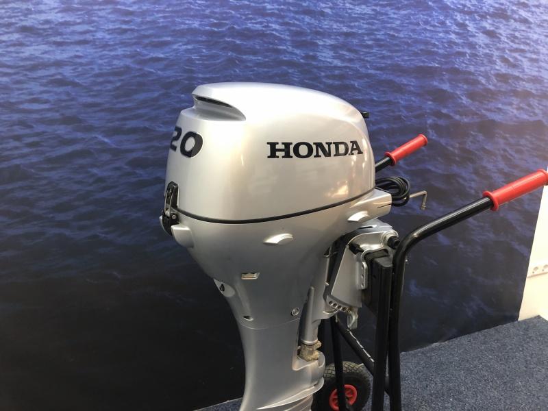 Honda 20 pk Langstaart elektrische start