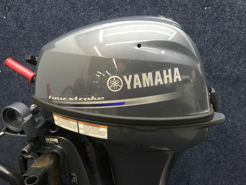 Yamaha F8 met afstand bediening kortstaart