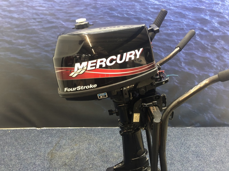 Mercury F4 kortstaart