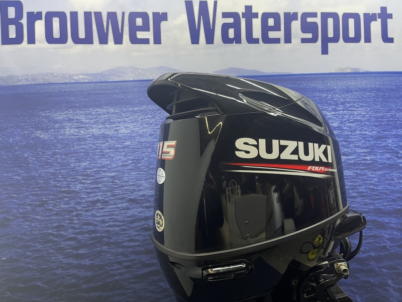 Suzuki 115 Extra langstaart