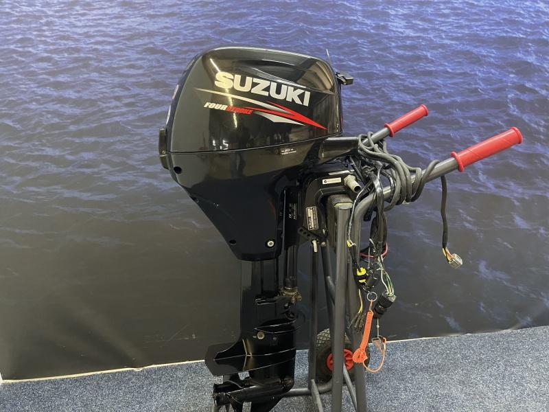 Suzuki 9.9 pk buitenboordmotor langstaart elektrische start