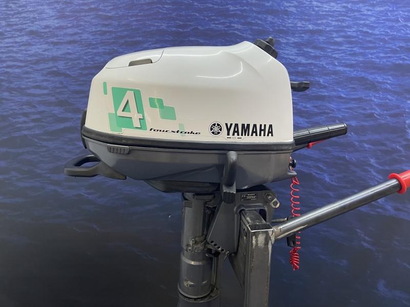 Yamaha 4pk buitenboordmotor Langstaart