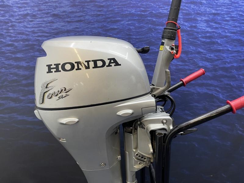 Honda 10 pk buitenboordmotor Langstaart elektrische start