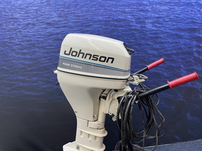 Johnson 15 pk Langstaart elektrische start