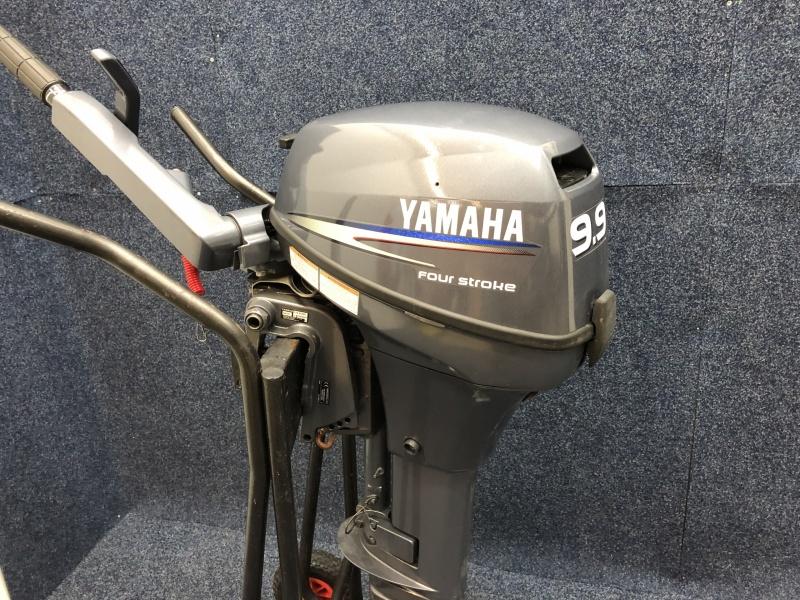 Yamaha buitenboord motor 9.9 pk High Trust