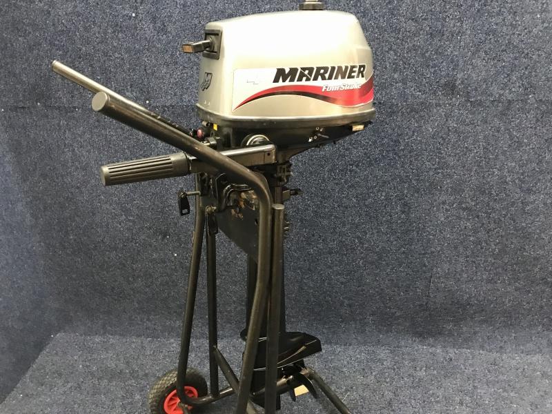 Mariner 4 pk langstaart