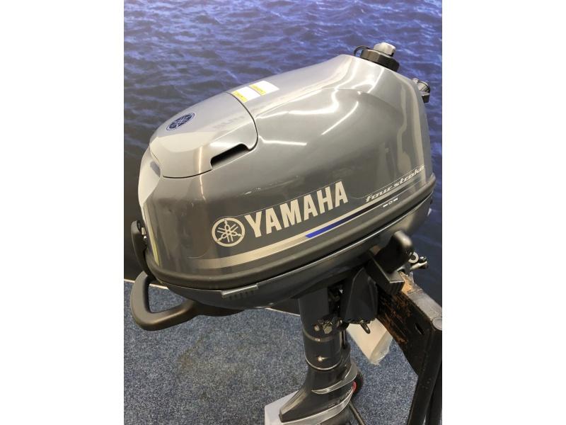 Yamaha F4BMHS kortstaart