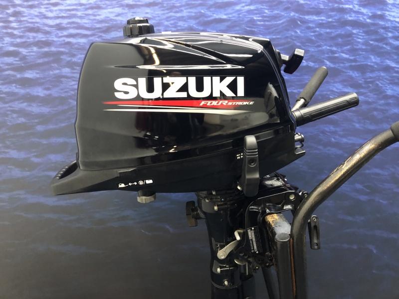 Suzuki 6pk Kortstaart nieuwe model