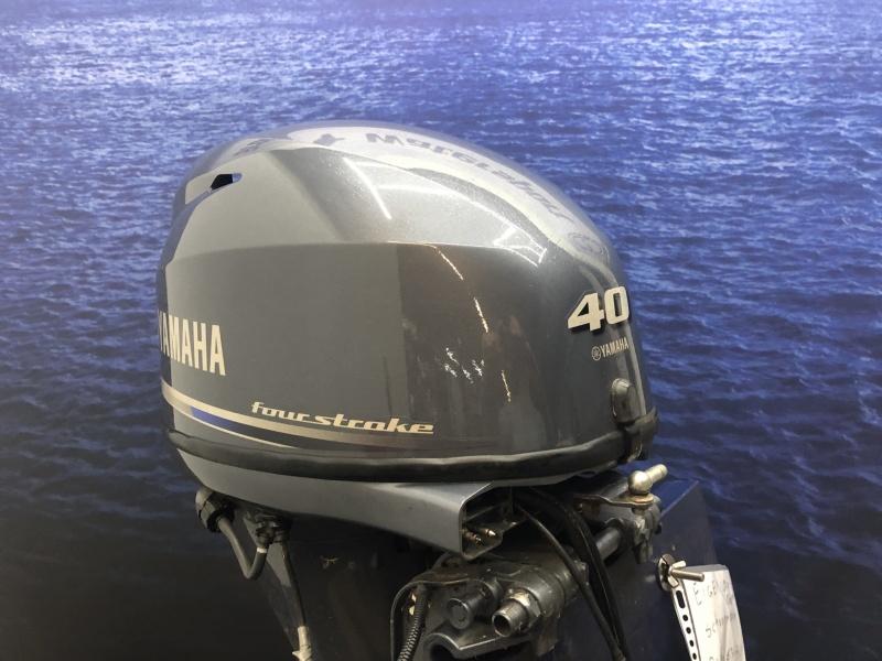 Yamaha 40 pk langstaart elektrische start