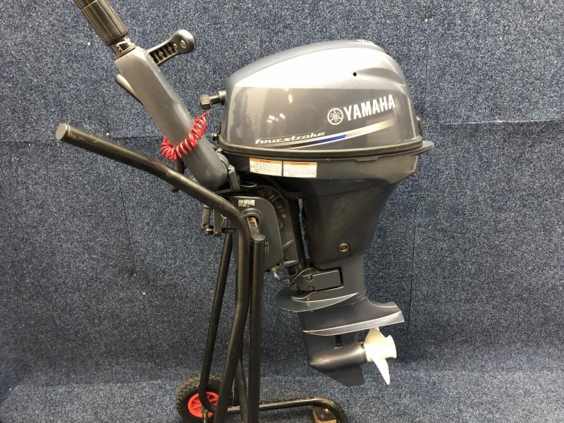 Yamaha 9.9 pk kortstaart