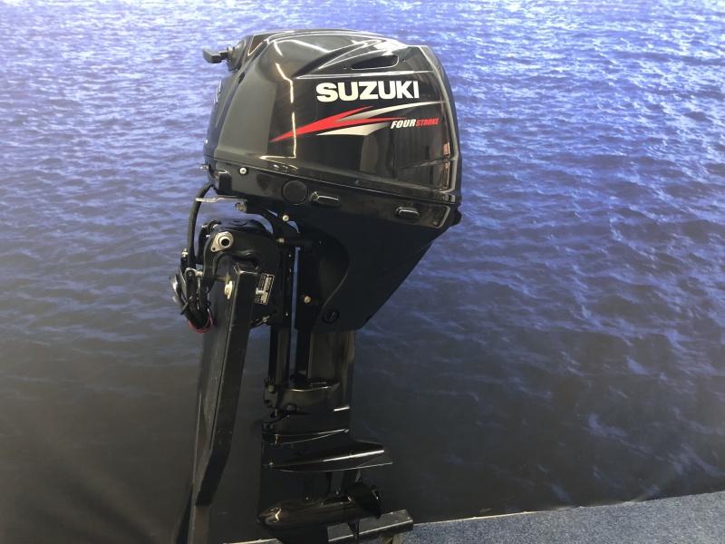 Suzuki 25 langstaart elektrische start