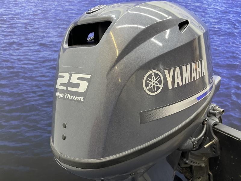 Yamaha 25 pk FT 25GMHL Hightrust werkmotor
