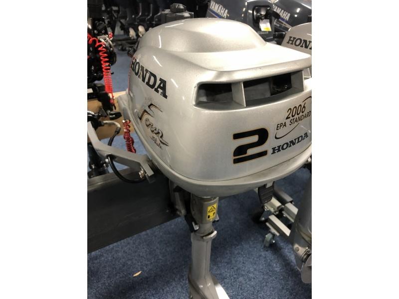 Honda BF2 kortstaart