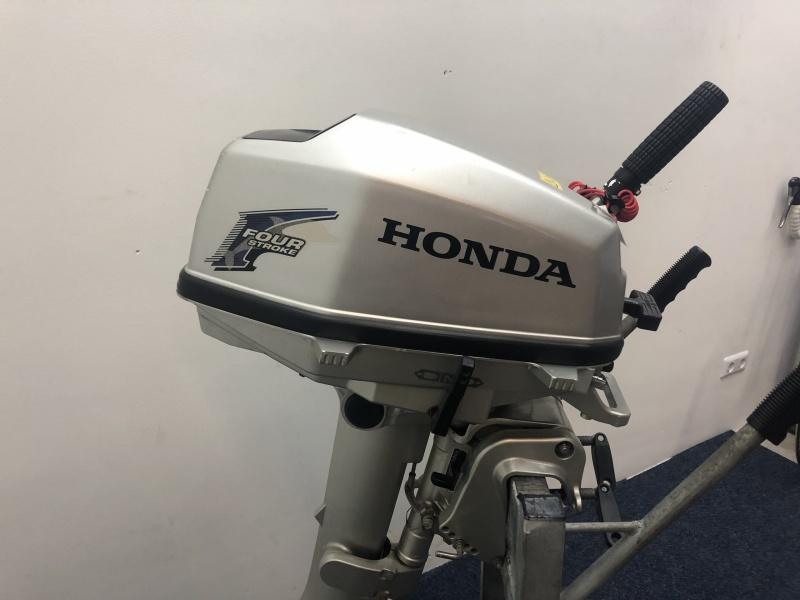 Honda BF5 kortstaart