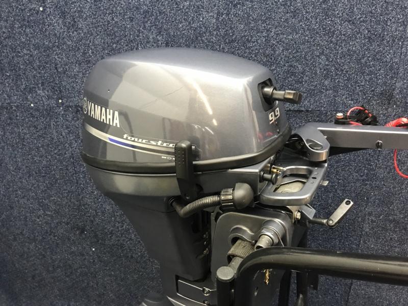 Yamaha buitenboordmotor 9.9 pk kortstaart