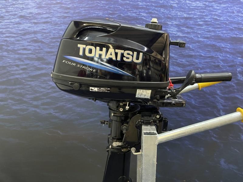 Tohatsu / Mercury 4 pk Kortstaart