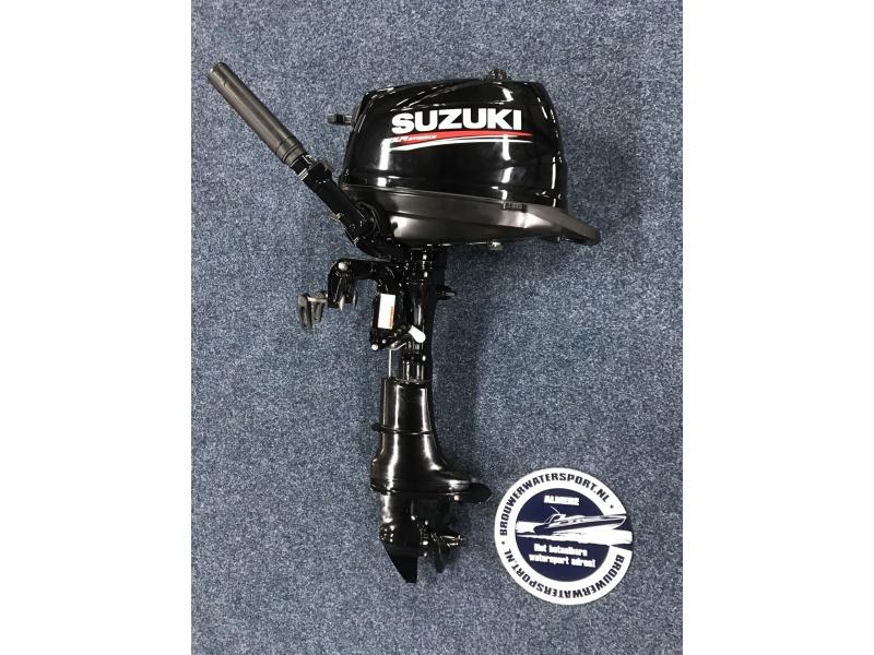 Buitenboordmotor Suzuki DF4 ALLEEN LANGSTAART BESCHIKBAAR!!