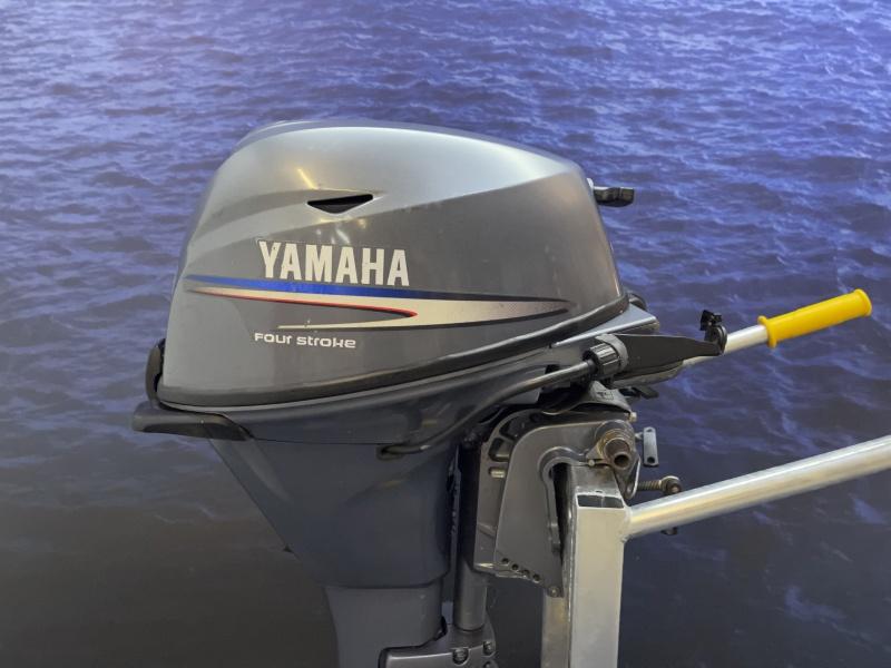Yamaha 20 pk buitenboordmotor Langstaart afstandsbediening